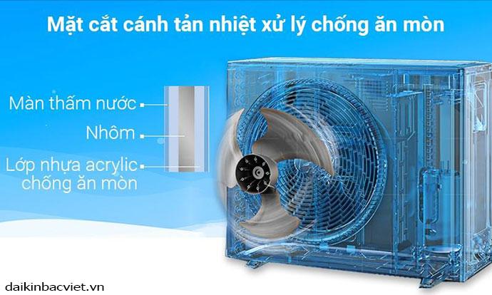 Cánh tản nhiệt dàn nóng bền bỉ với thời gian