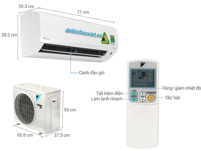 Thong So Ky Thuat Daikin Ftxm35hvmv 690