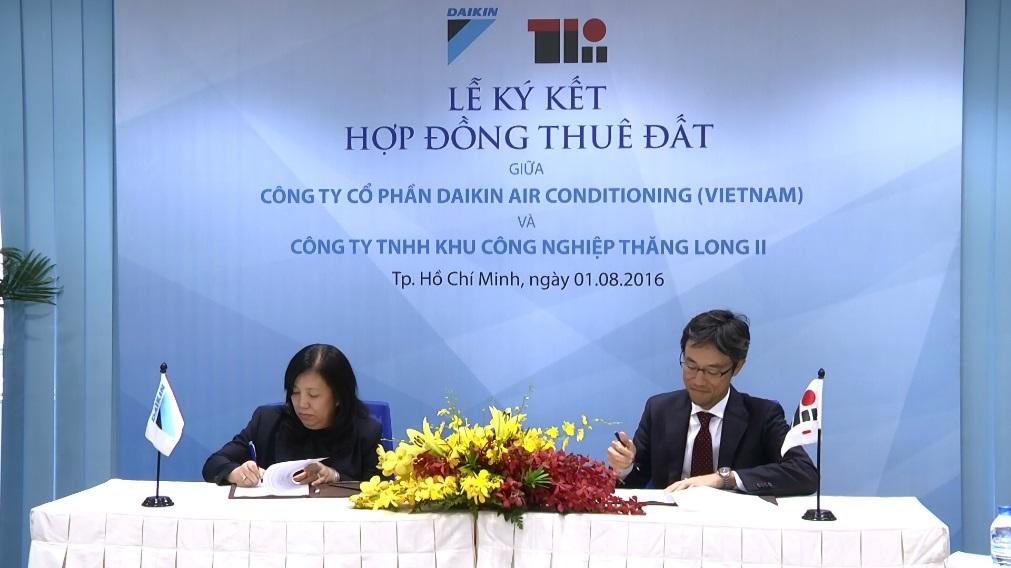 Build Largest AC Factory In Vietnam