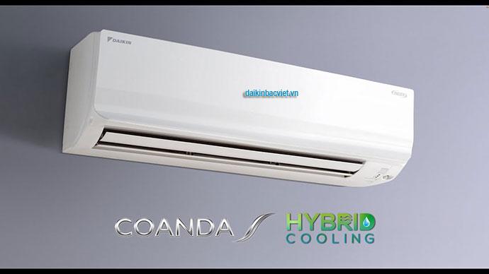 HybridCooling Coanda Daikin